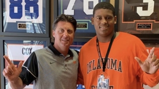 Kelvin Banks Jr. and Jacob Sexton Both Have Their Dates for Commitment