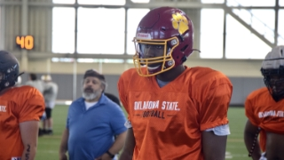 Oklahoma State Lands Commitment From In-State DL Jaleel Johnson