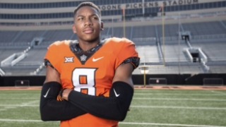 Oklahoma State Lands Commitment From Texas Cornerback Dylahn McKinney