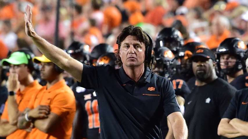 """Gundy on Rest of Season: """"We're Going To Be in Fourth Quarter Games From Here on Out."""""""