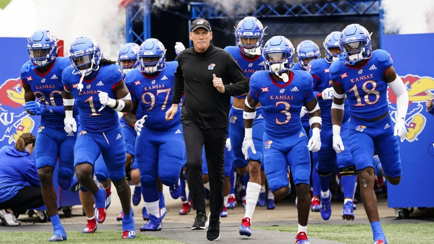 Gundy Sees Leipold's Approach with Kansas